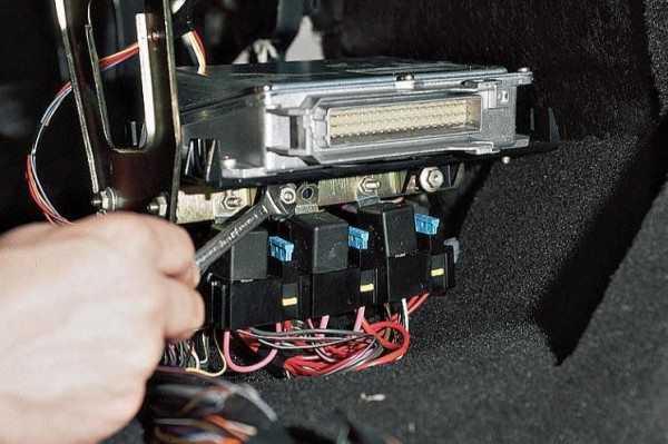 электропроводка ваз 2109 на инжектор