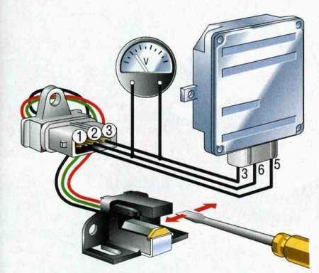 Наглядная инструкция по настройке угла опережения зажигания БСЖ