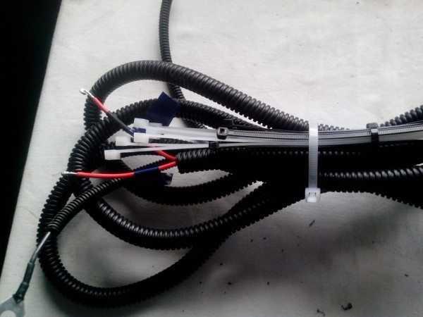 Проводка Шевроле Лачетти для противотуманок используется и на Chevrolet Cobalt