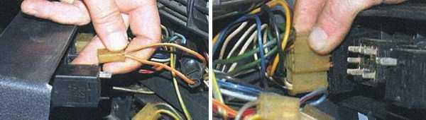 схема электропроводки на ваз 2109