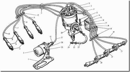 Система зажигания ГАЗ 3307 вполне доступна для обслуживания своими руками