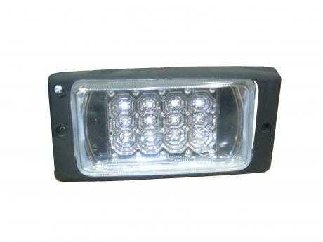 Типичная светодиодная противотуманка для ВАЗ 2110