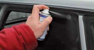 Автомобильная силиконовая смазка где применять