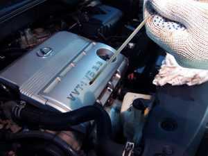 Как часто нужен долив масла в мотор