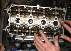 Недостатки 16 клапанного мотора