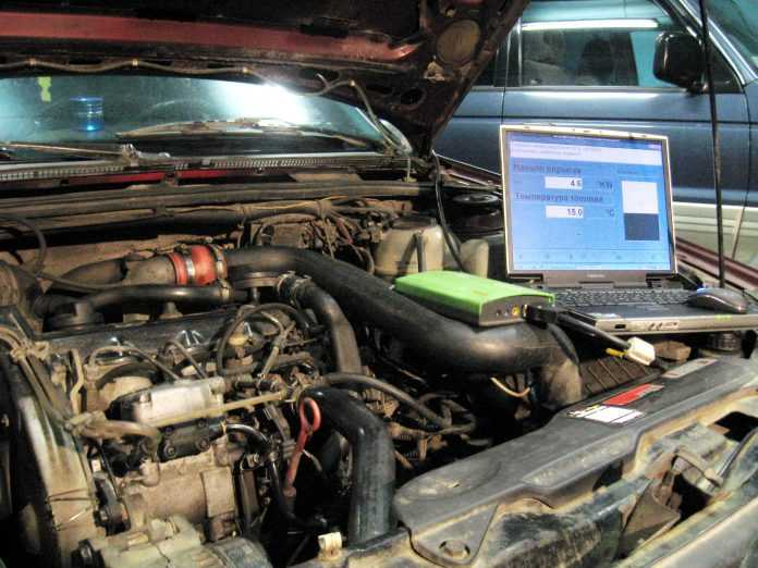 Диагностика и ремонт дизельного двигателя