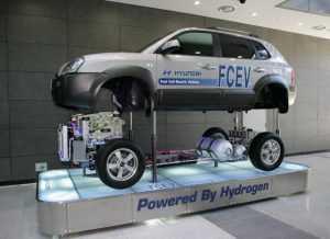 Водородный автомобиль
