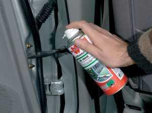 Автомобильная силиконовая смазка применение