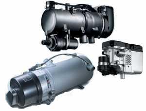 Предпусковой подогреватель двигателя типы