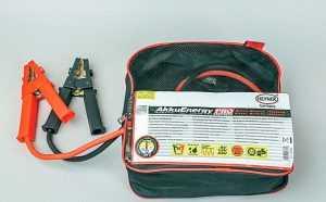 Пусковые провода для запуска двигателя