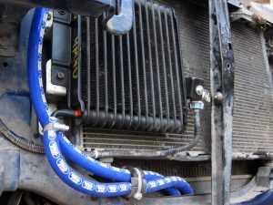 Охлаждение АКПП радиатор