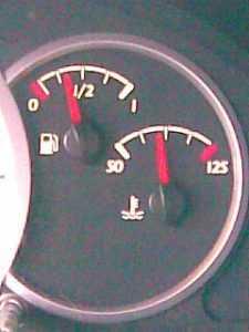 Стрелка температуры двигателя скачет прыгает причины