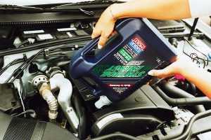 Моторное масло для старого двигателя