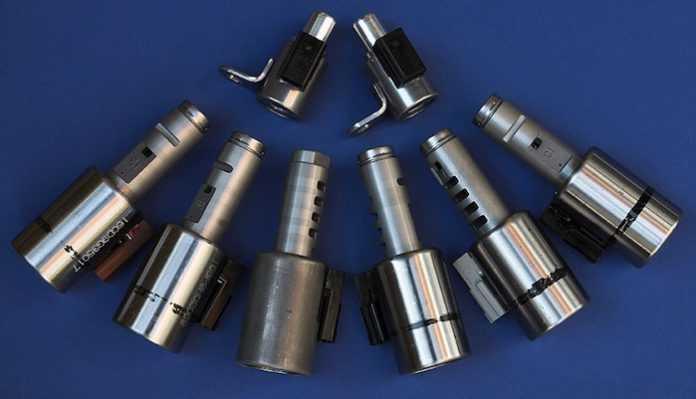 Соленоиды АКПП соленоид коробки автомат набор соленоидов ремонт соленоидов