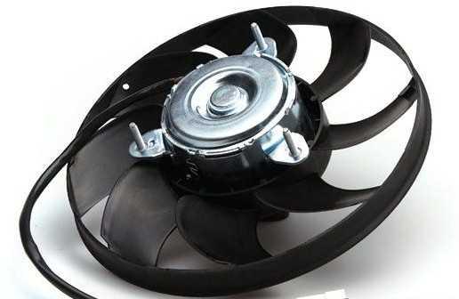 Вентилятор с электроприводом