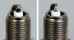 Чем отличаются иридиевые свечи от платиновых