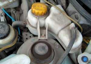 Как выгнать воздушную пробку из системы охлаждения двигателя