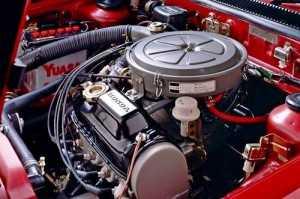 Карбюраторный двигатель