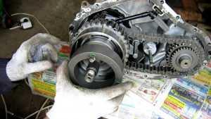 Двигатель неровно работает на холостых