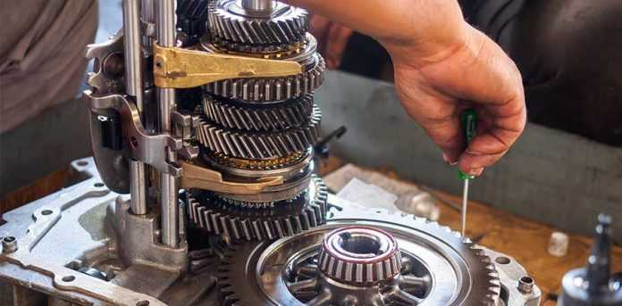 Диагностика механической коробки передач