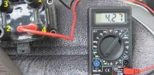 Модуль зажигания 2114 как проверить