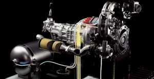 Двигатель на водороде
