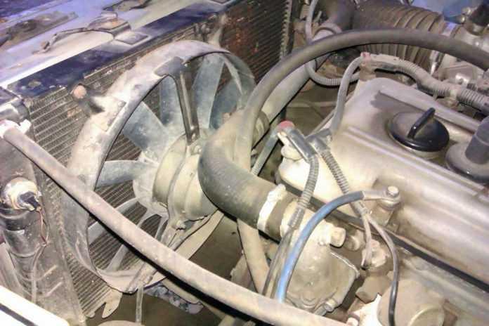 Вентилятор системы охлаждения двигателя не срабатывает не включается причины