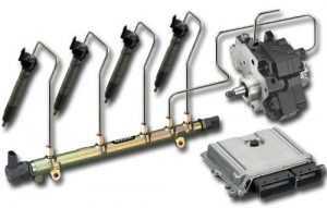 Устройство систем топливного впрыска дизель
