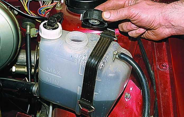 Диагностика системы охлаждения двигателя автомобиля