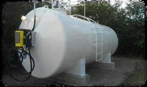 Емкость для хранения нефтепродуктов