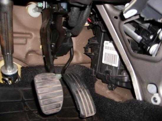 Второй этап ремонта вентилятора Renault Megan 2