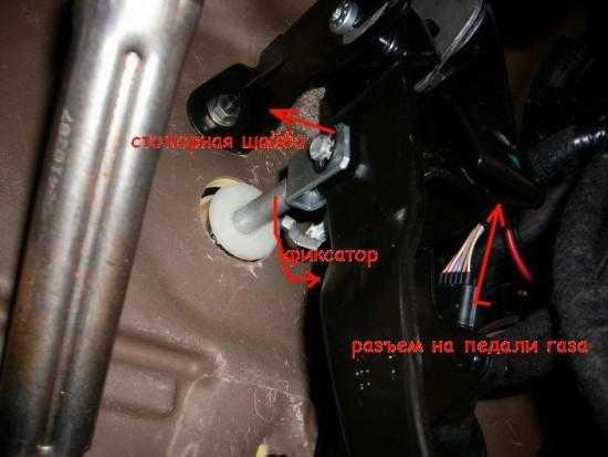 Четвертый этап ремонта вентилятора Renault Megan 2