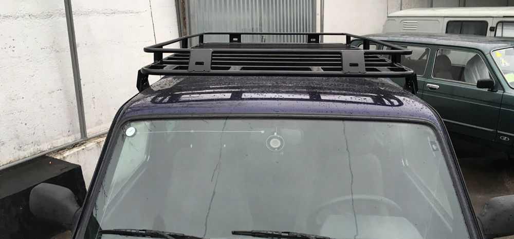 Багажник на крышу для Нива 5