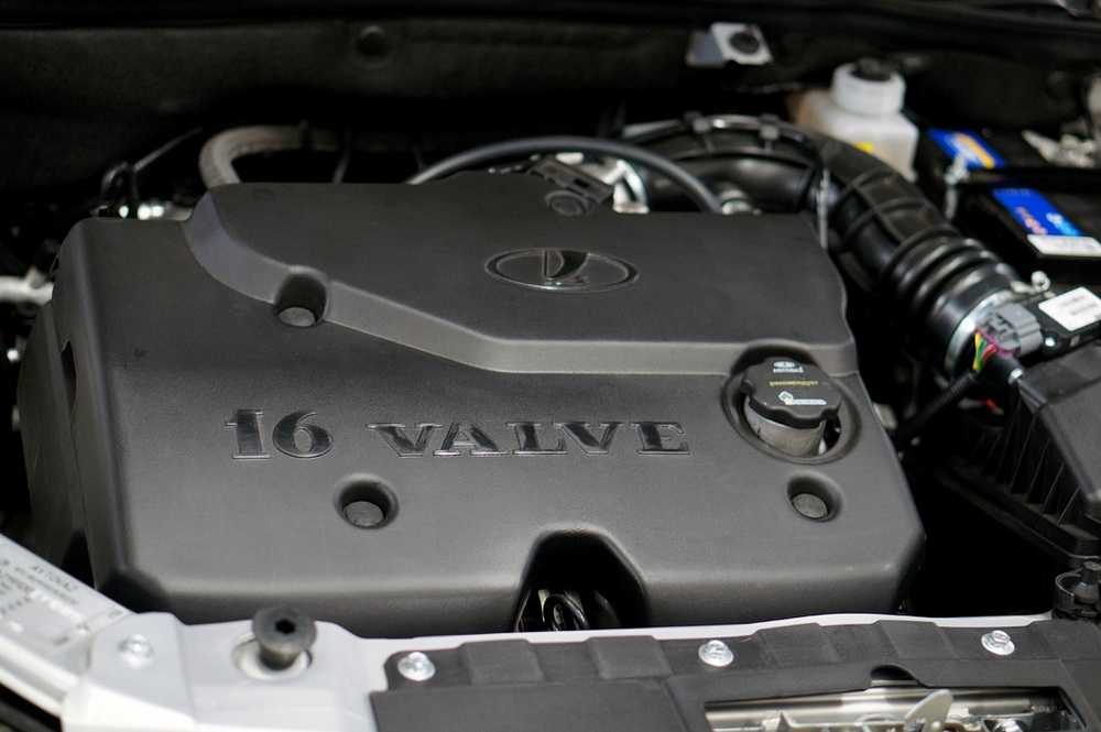 Двигатель Лады Гранта лифтбек