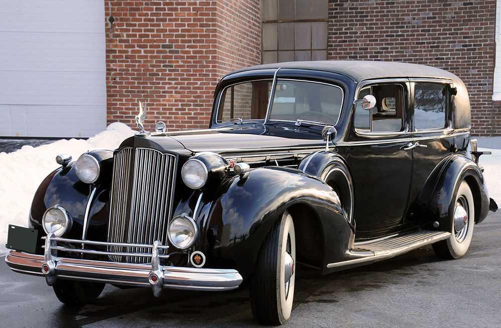 Packard Twelve Sedan