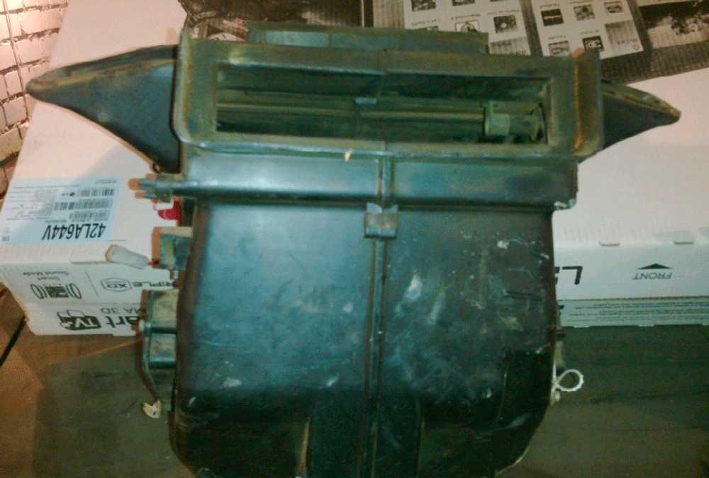 Печка Ваз-21099 б/у