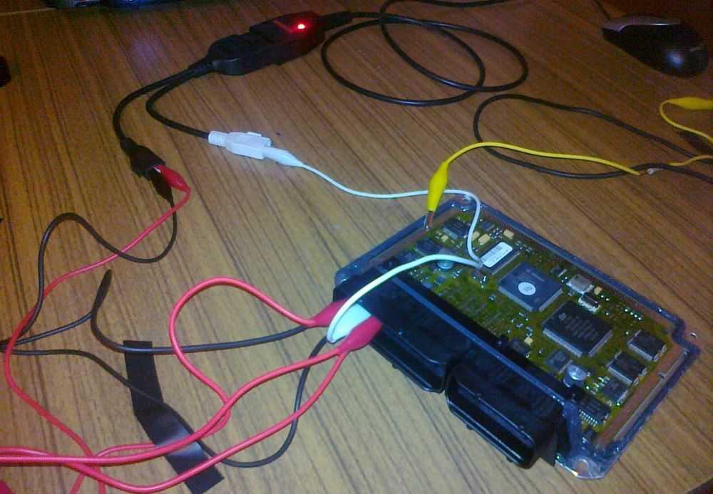 Электронный блок управления Нивы 4х4