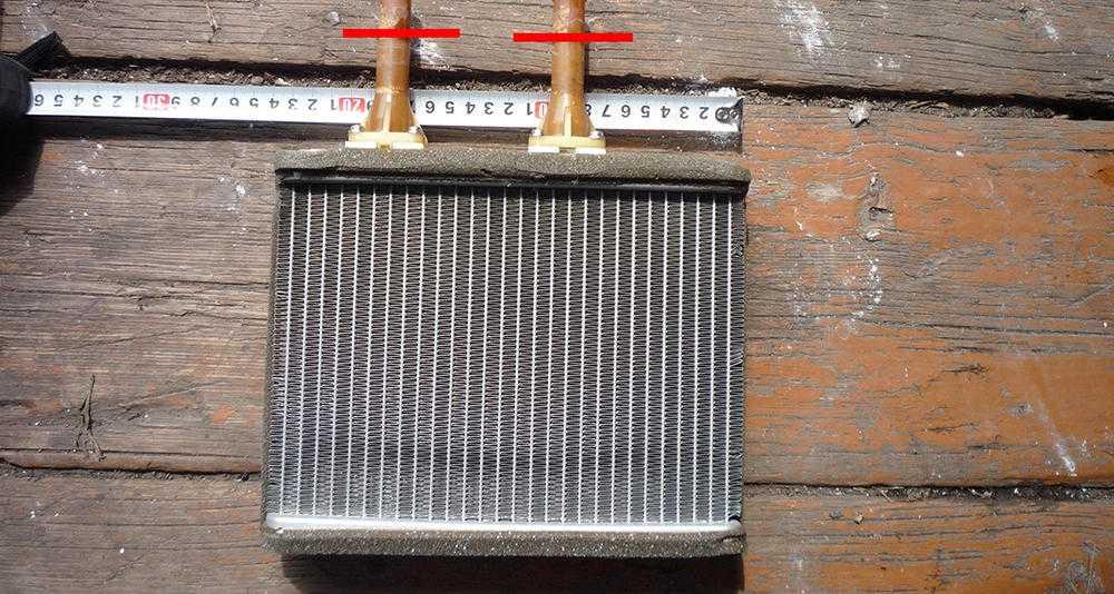 Радиатор Nissan Bluebird Sylphy