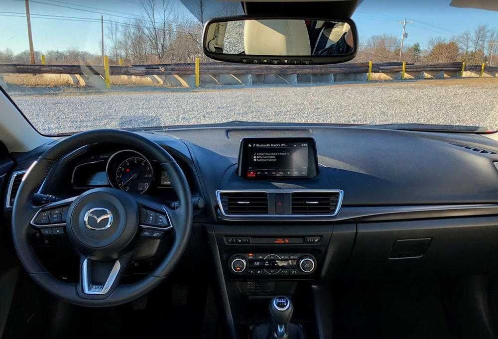 Ремонт печки на Mazda 3