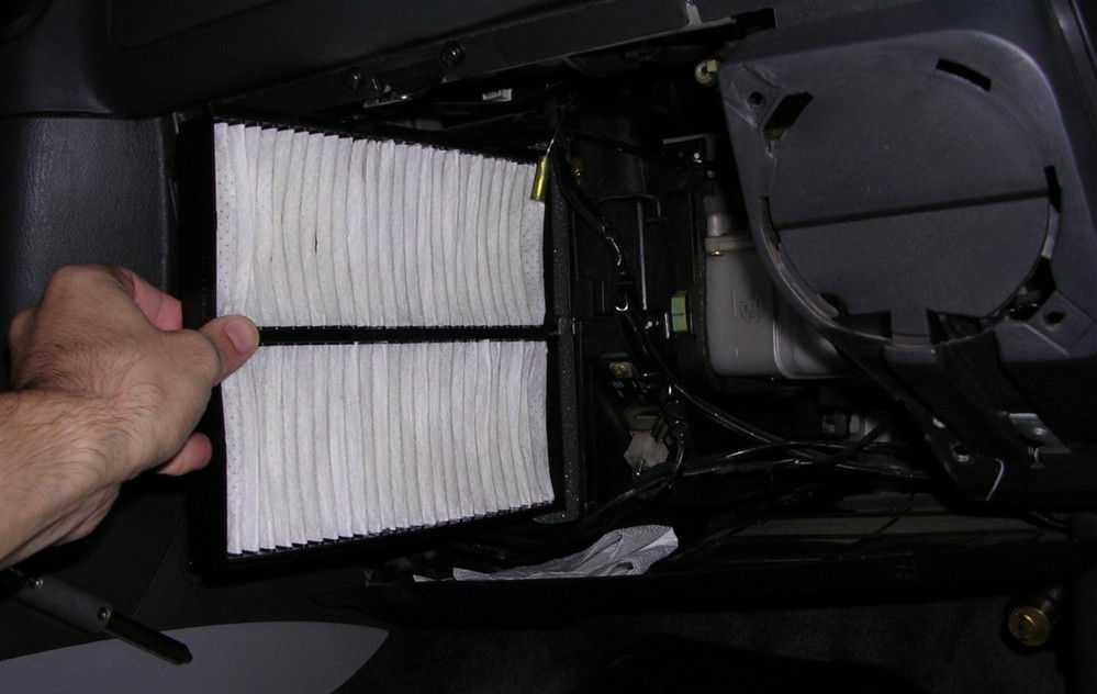 Салонный фильтр для автомобиля