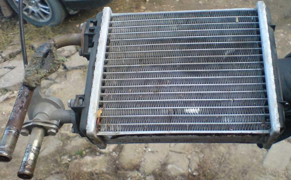 ВАЗ-2107 радиатор