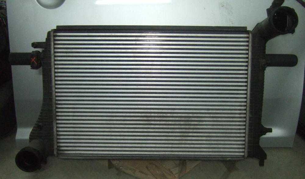 Засорённость печного радиатора