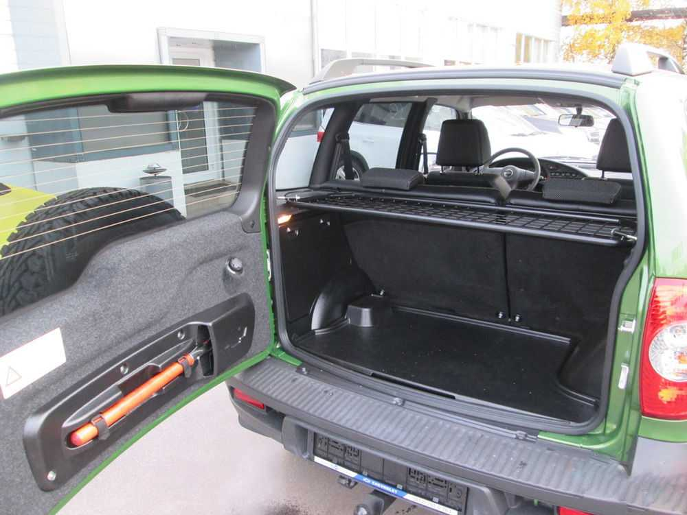 Багажник Shevrole Niva