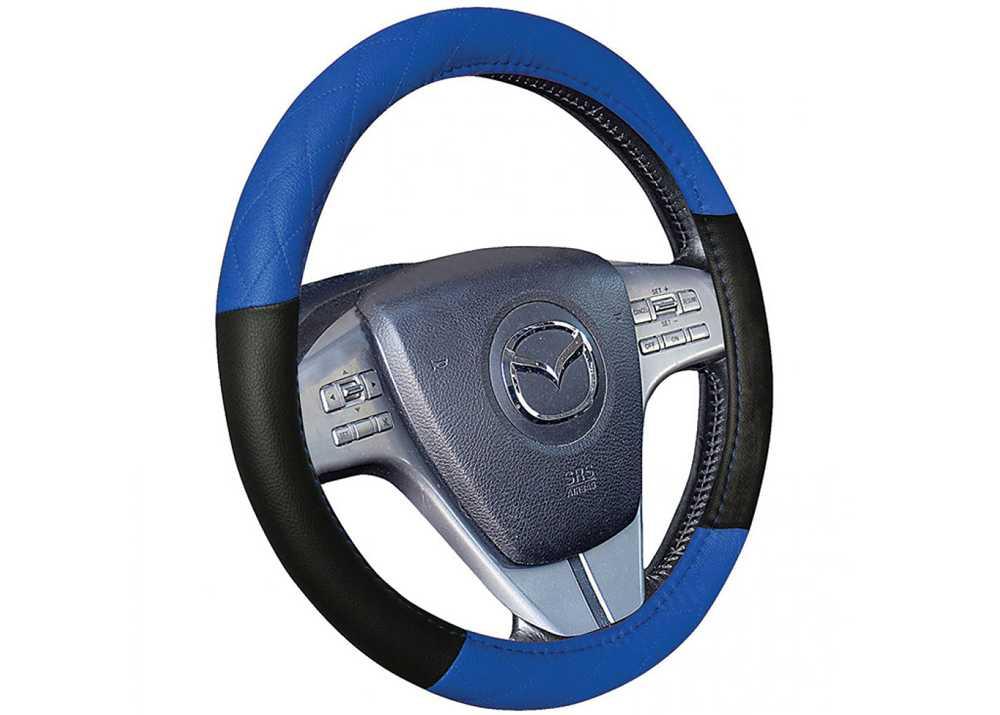 Руль автомобиля Mazda
