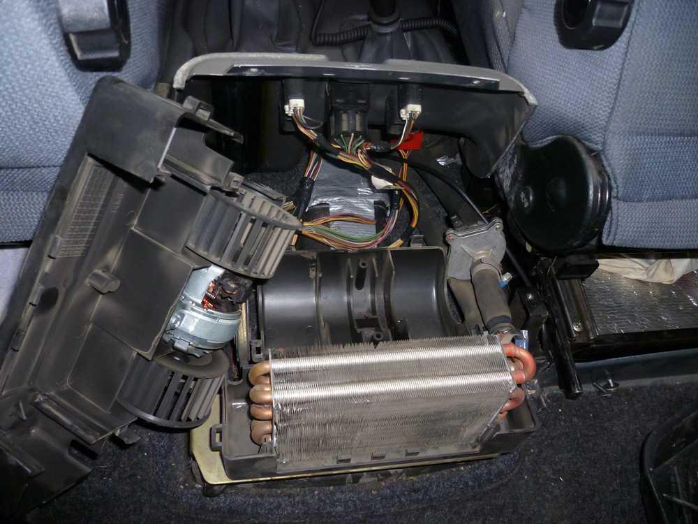 Дополнительная печка УАЗ Патриот