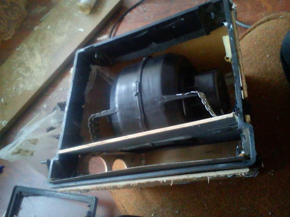 Дополнительная печка на ВАЗ-2106