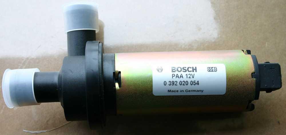 Дополнительная помпа ВАЗ-2107