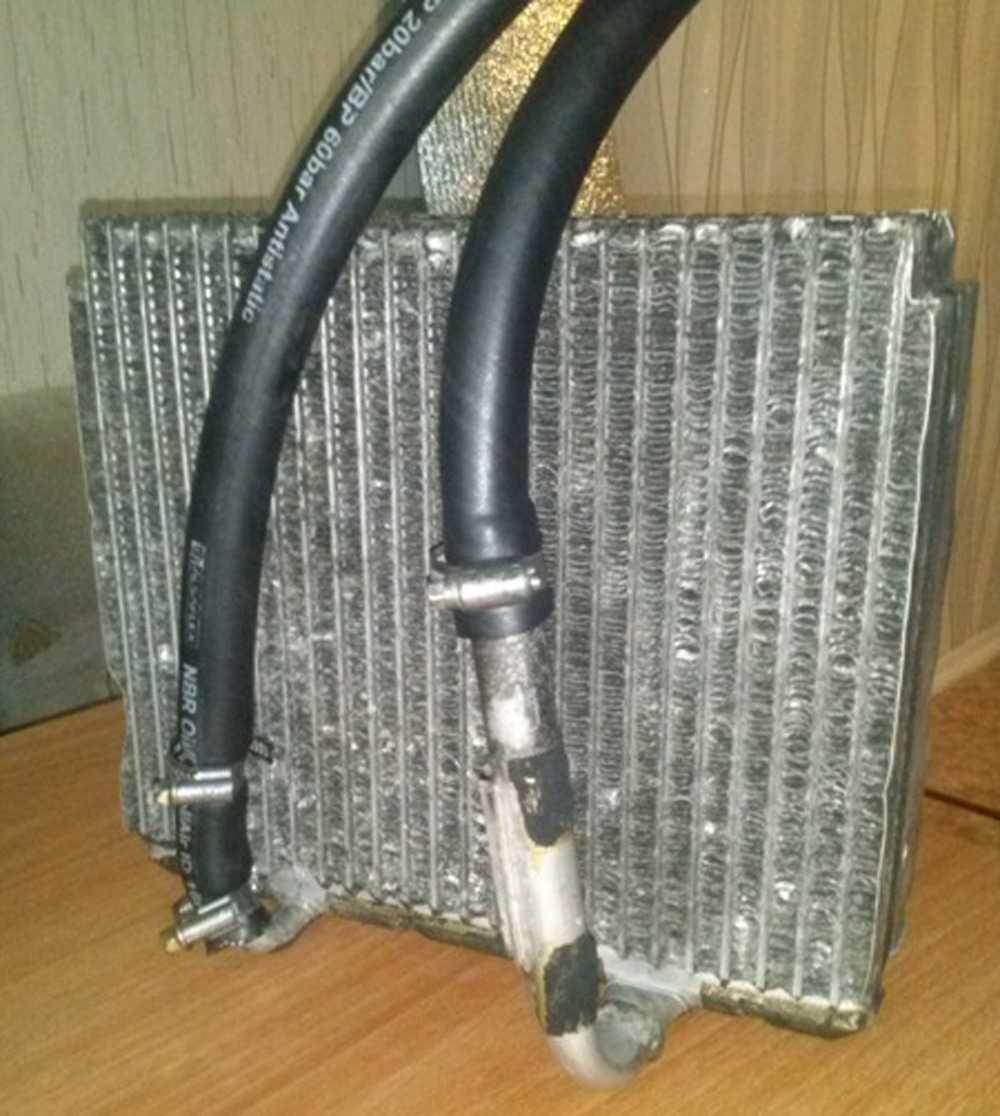 Дополнительный радиатор печки