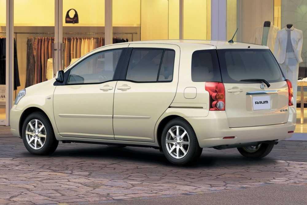 Toyota Raum