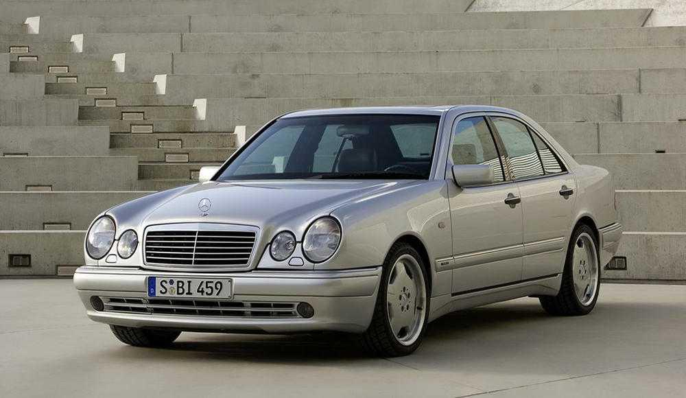 Как заменить мотор печки Mercedes W210